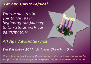 Advent Invite 2017 St James 3rd  December (1)