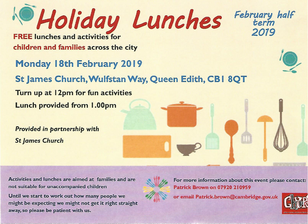 HolidayLunchPoster_Feb2019